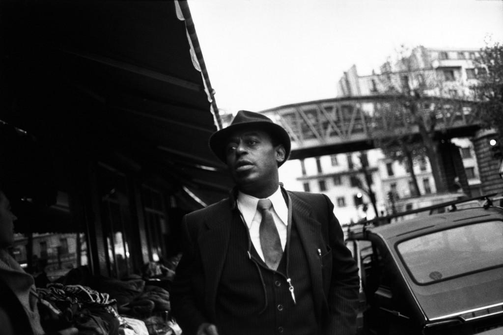 Paris, France, Archie Shepp, 1983 | © Guy Le Querrec / Magnum Photos