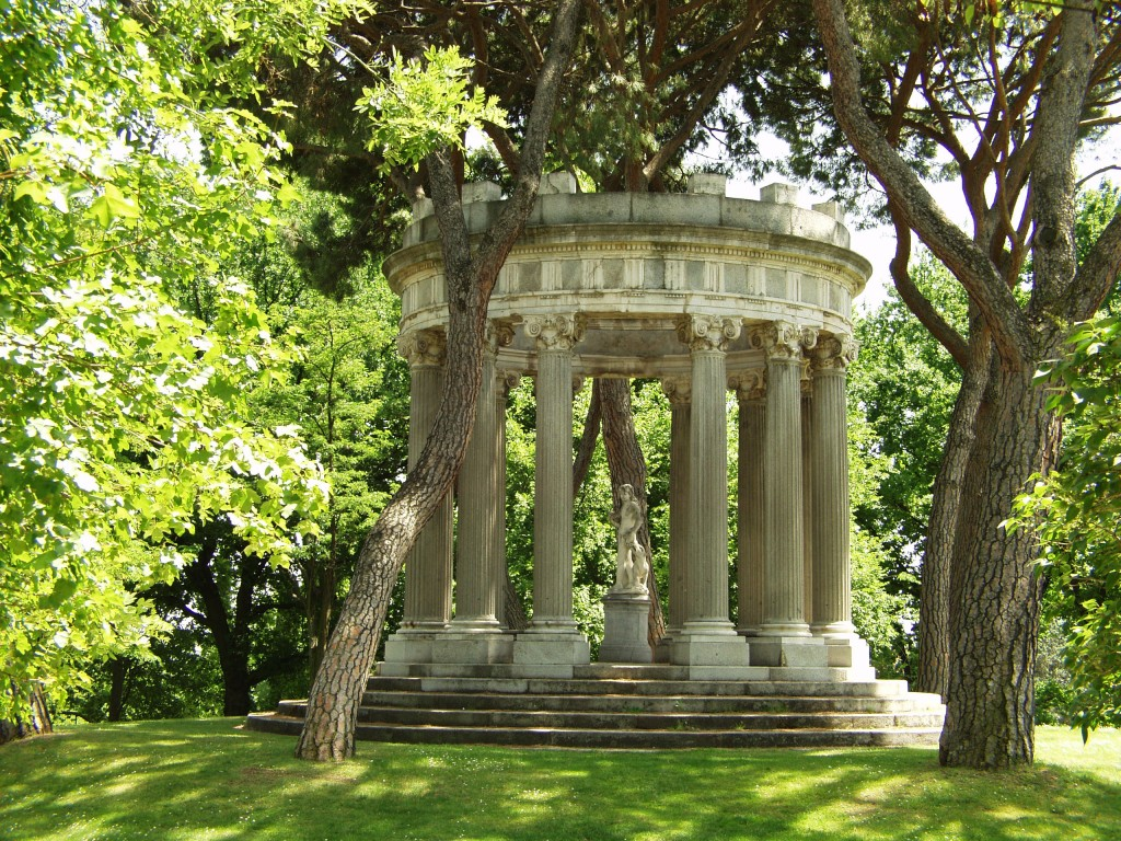 The Capricho Park in Madrid | © Madrid Destino Cultura Turismo y Negocio