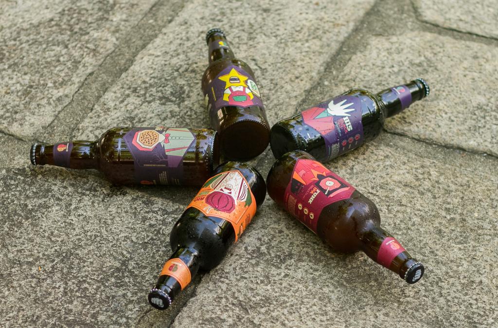 2cabecas beer |© 2cabecas