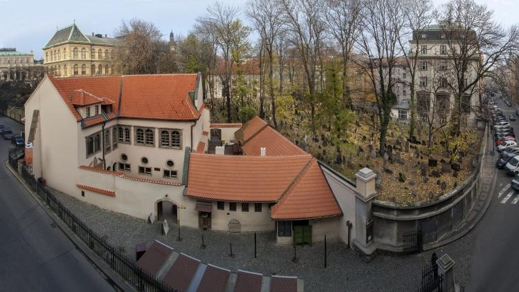 Pinkas Synagogue | © Jewish Museum in Prague