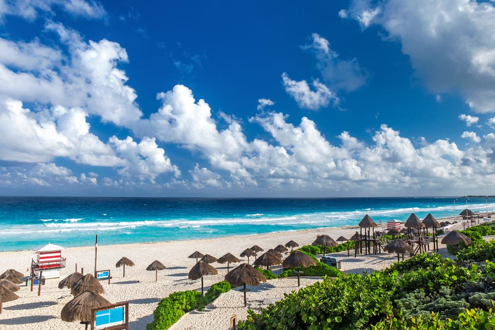 Playa Delfines| © photopixel/Shutterstock