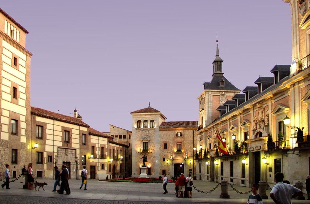 Plaza de la Villa | © Madrid Destino Cultura