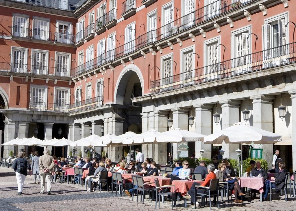 Soak up some sun   © Madrid Destino Cultura Turismo y Negocio