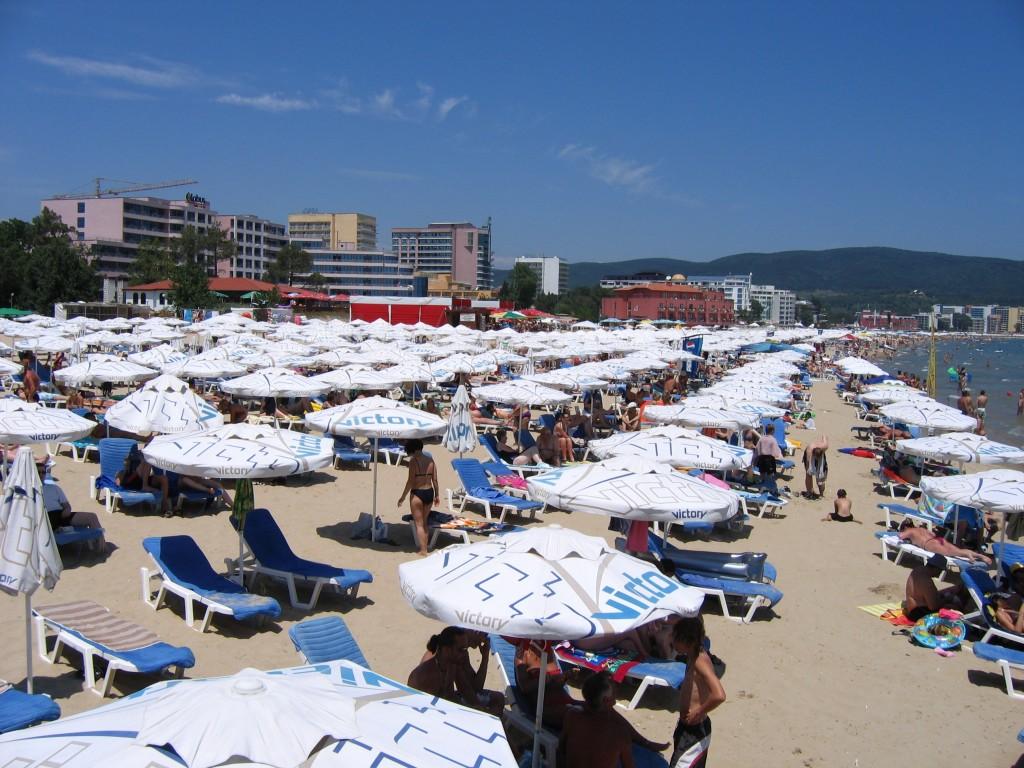 Sunny Beach | © Ванка5/WikiCommons