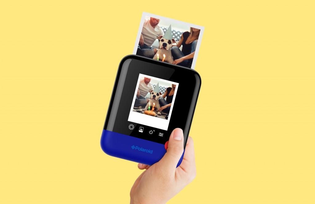 The Polaroid Pop. | Courtesy Polaroid.