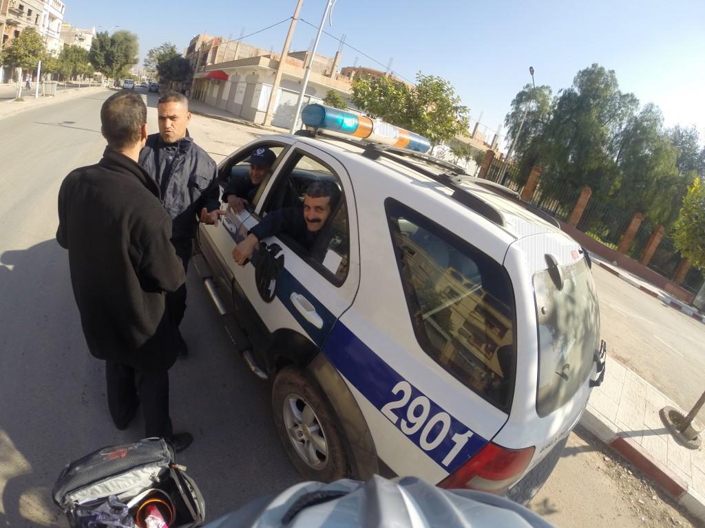 Police Escort, Albania | © Huw Kingston