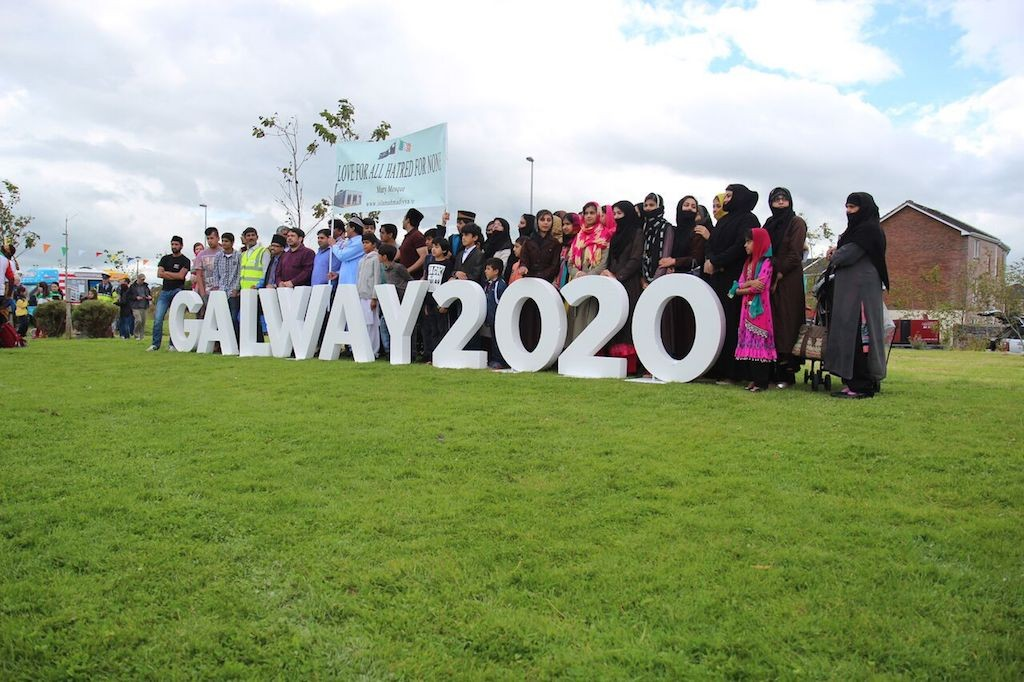 Courtesy of Galway 2020