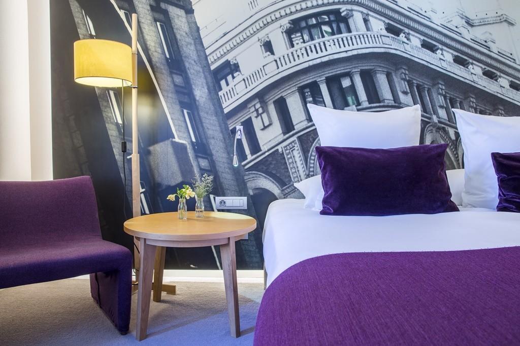 A room at the Radisson Blu   © Radisson Blu