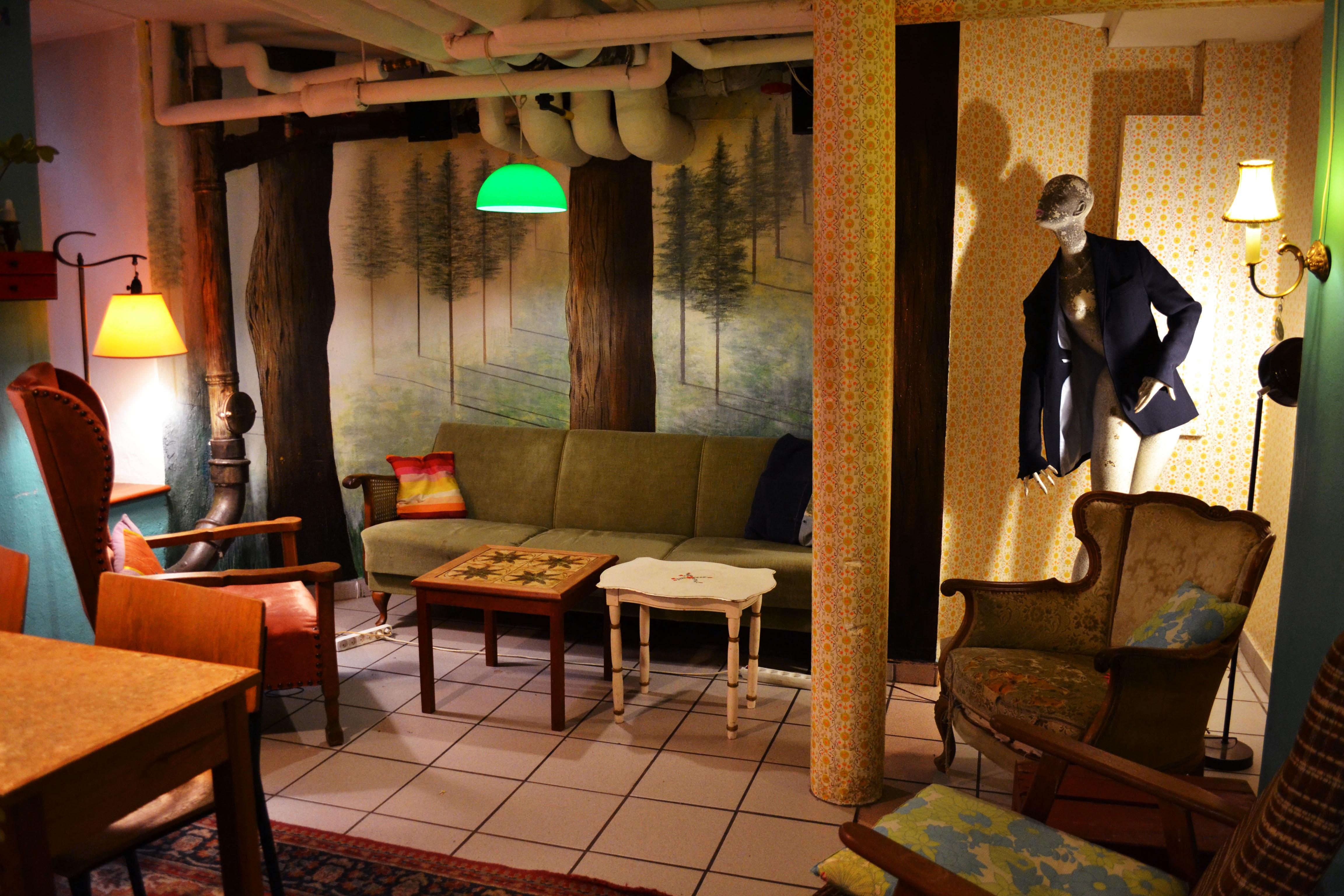 inspiring interior designs of copenhagen's cosy cafes
