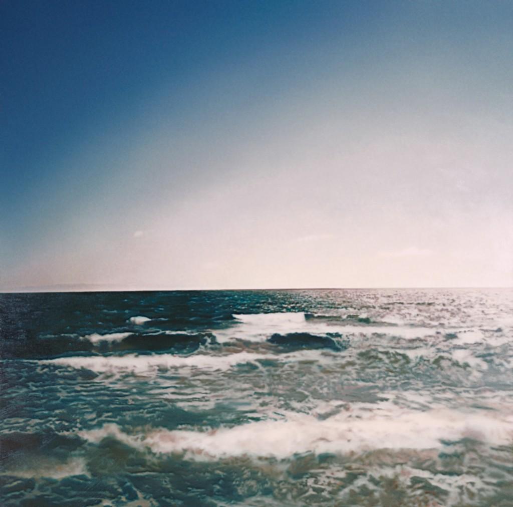 Seascape by Gerhard Richter   Guggenheim Museum Bilbao