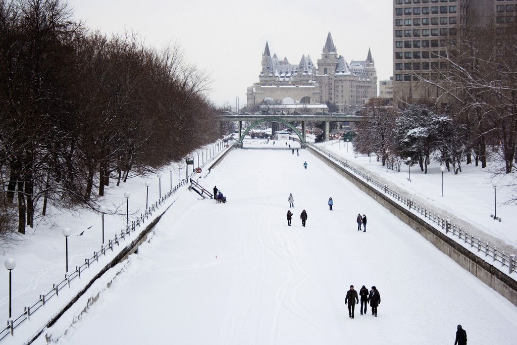 Rideau Canal views | © Renaud Photo / Flickr