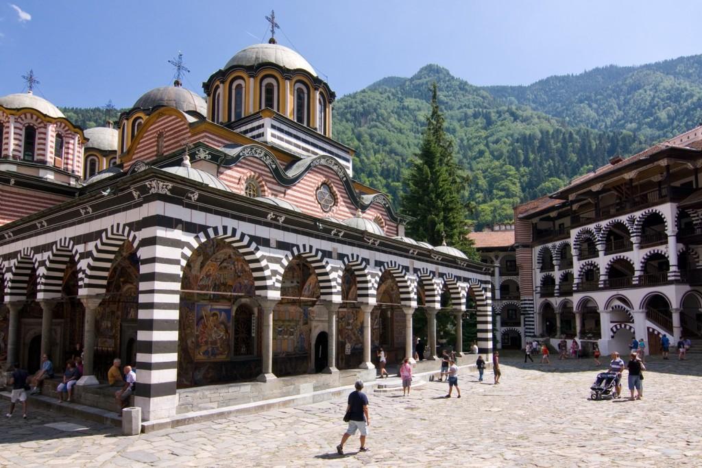 Rila Monastery I © Raggatt2000/WikiCommons