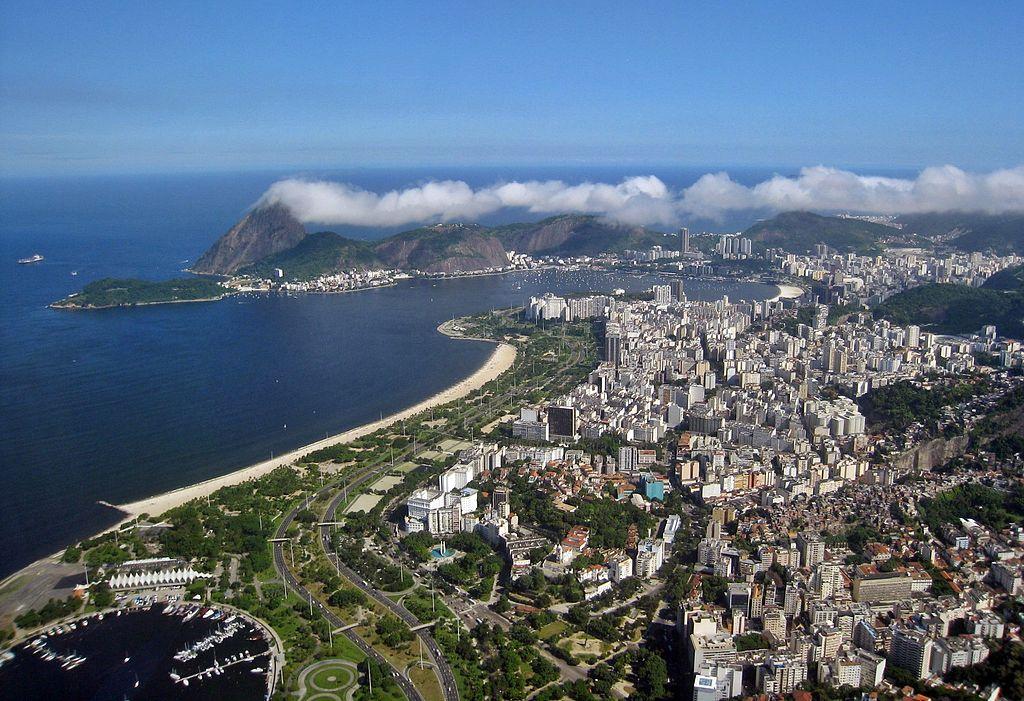 Flamengo park |© Alicia Nijdam/WikiCommons