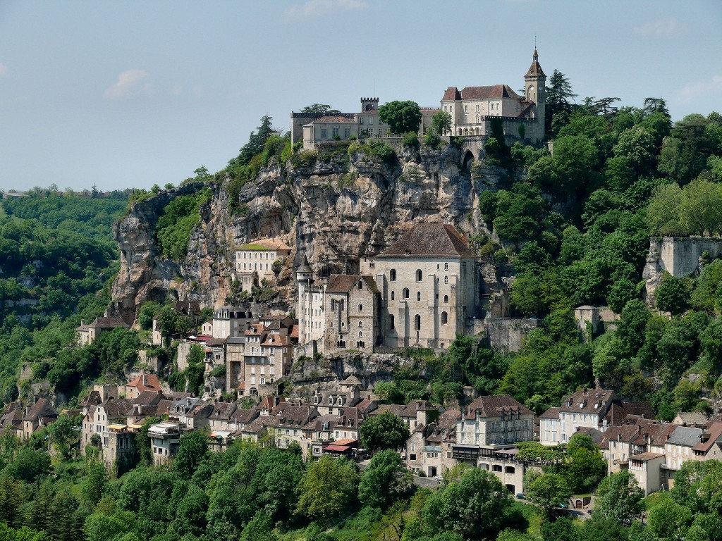 Rocamadour │© Dynamosquito / WikiCommons