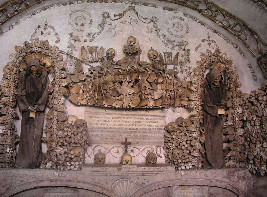 Capuchin crypt | © Dnalor 01/Wikicommons