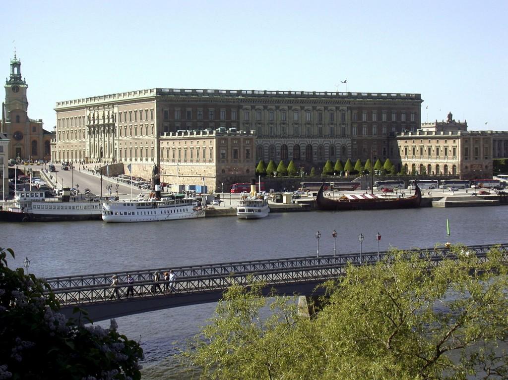 A Brief History Of Stockholm S Royal Palace