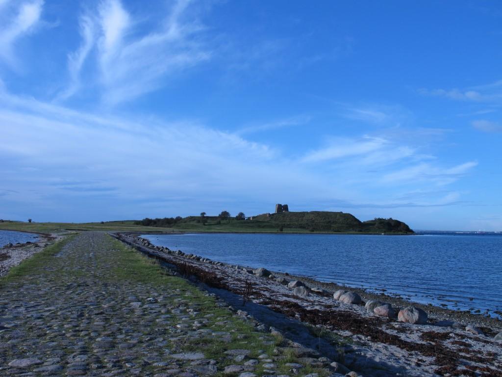 View of the Kalø Castle   © David A. Garcia
