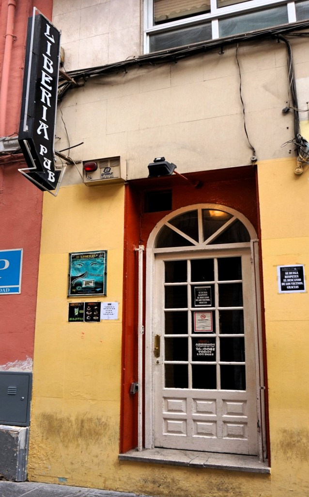 Don´t be fooled by La Liberia´s non-descript exterior - it´s one of the best rock and blues joints in Granada; courtesy of Encarni Novillo