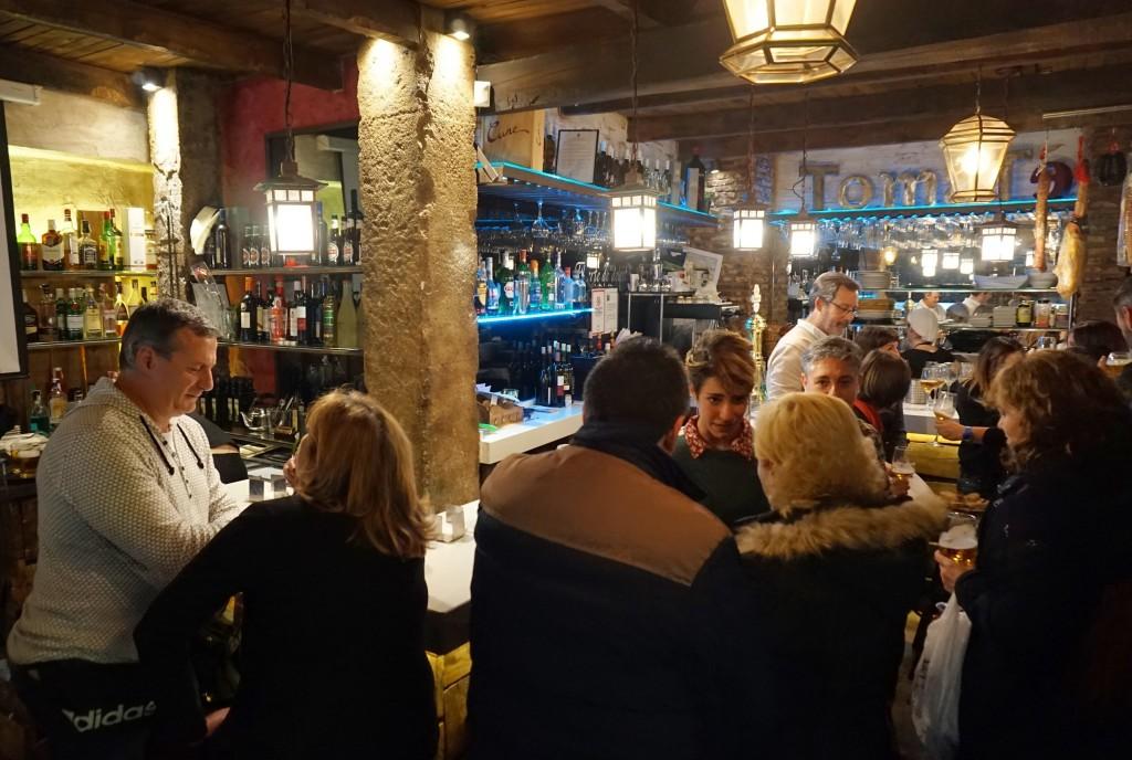 Tomate Bar, Granada; courtesy of Encarni Novillo