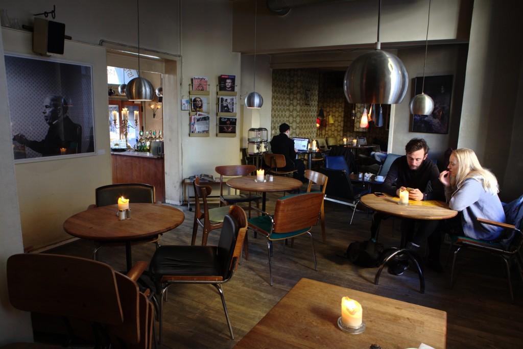 Café Bang & Jensen | © Lukas Morio