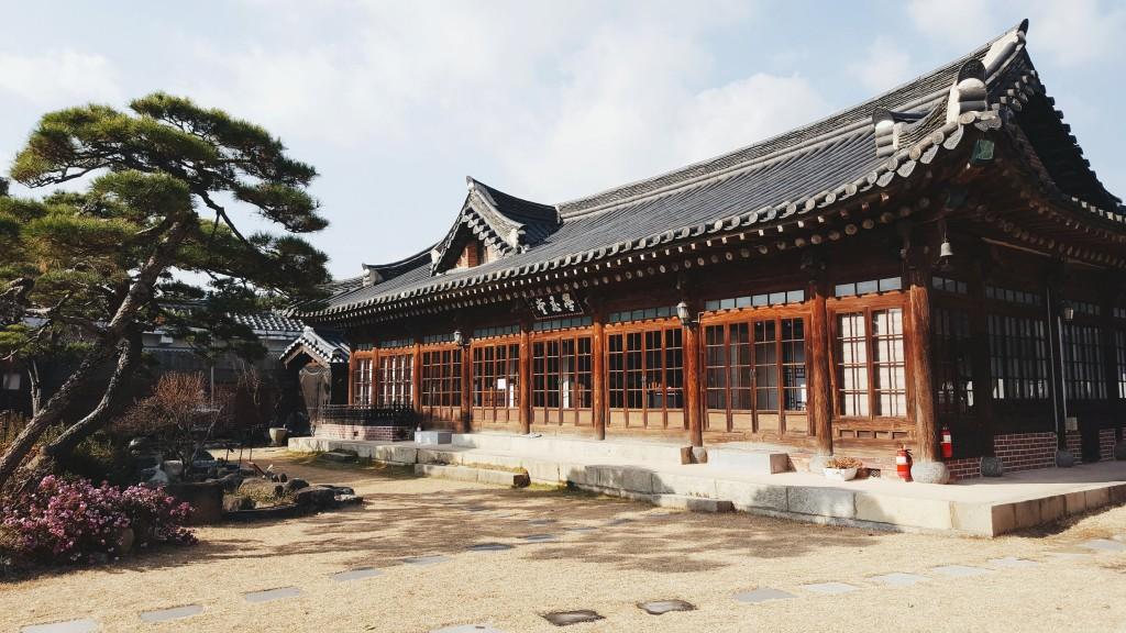 Hakindang House in Jeonju's Hanok Village | © Mimsie Ladner