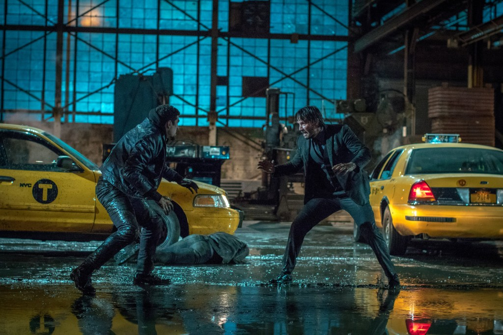 Fight scene in 'John Wick: Chapter 2' | © Warner Bros