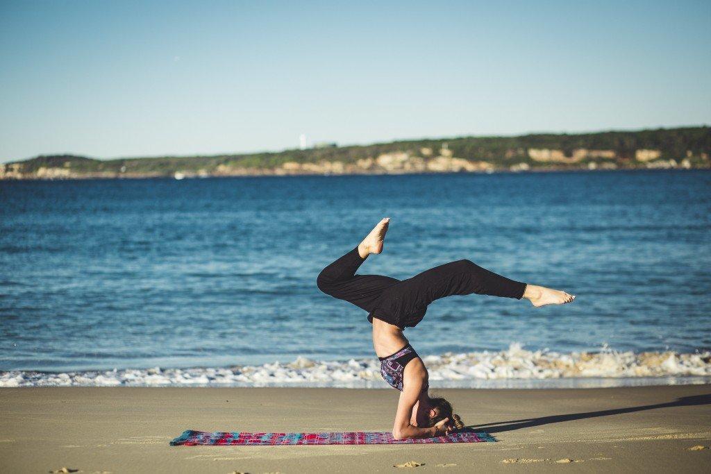 Yoga | © Mathew Kane / unsplash