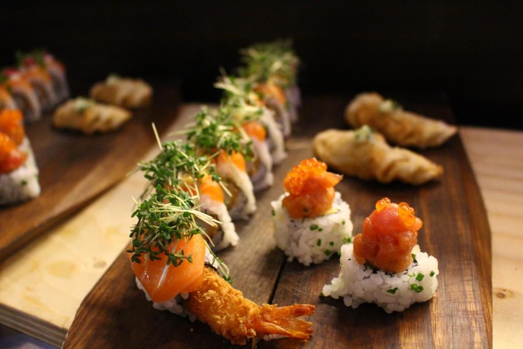 Sushi | © Aliki Seferou