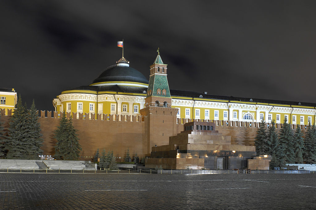 Russia-2007-Moscow-Kremlin_Senate_at_night