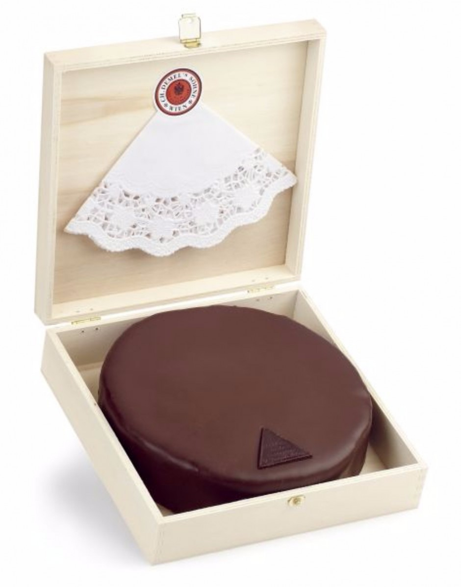 Sachertorte by Demel