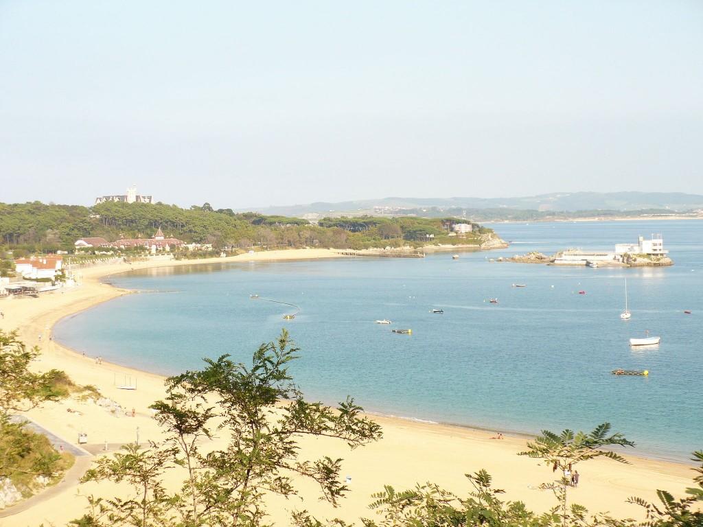 Playa de la Magdalena, Santander, Spain   ©L'irlandés / Wikimedia Commons