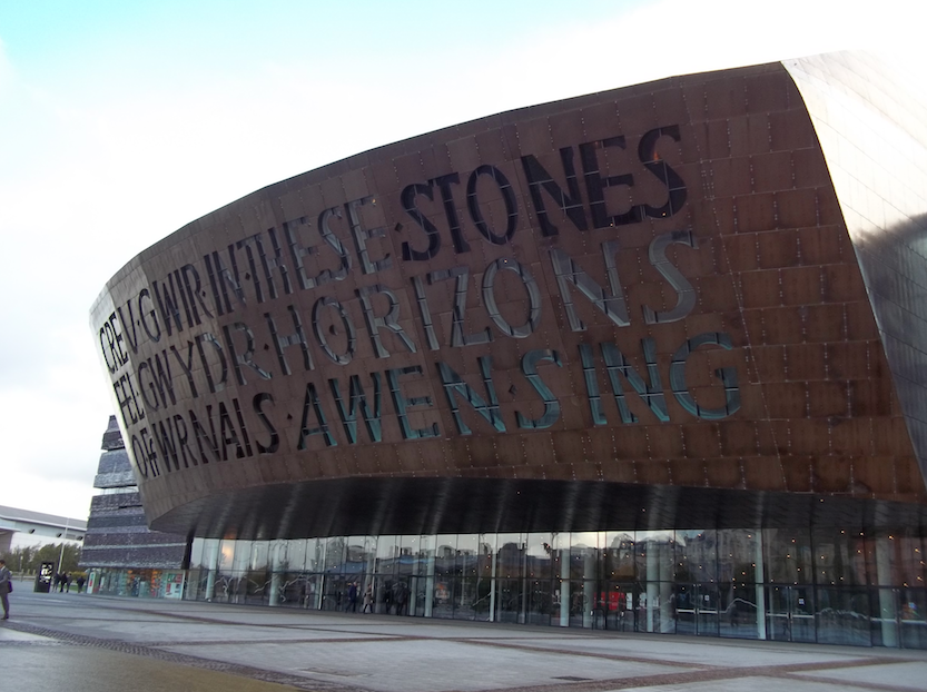 Millennium Centre|©Mark Healey/Flickr