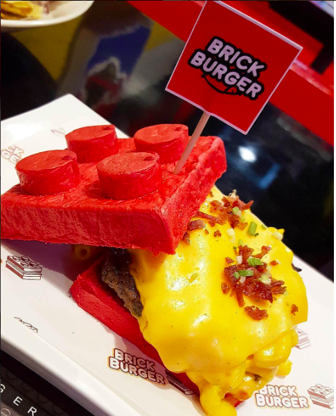 Instagram | @BrickburgerPH
