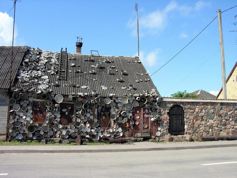Pan House ©Algirdas/Wikimedia Commons