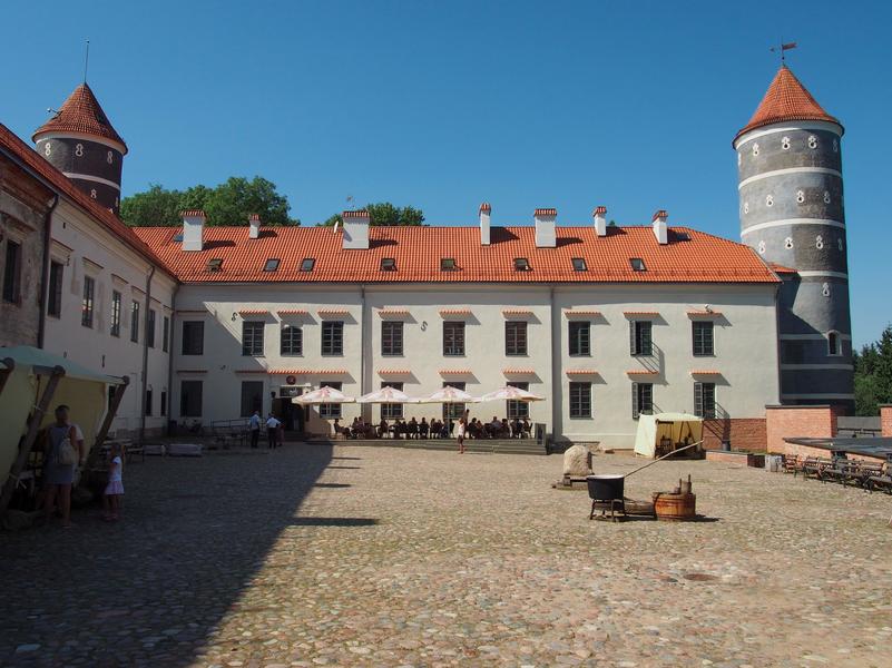 Panemune Castle ©Soolo/Wikimedia Commons