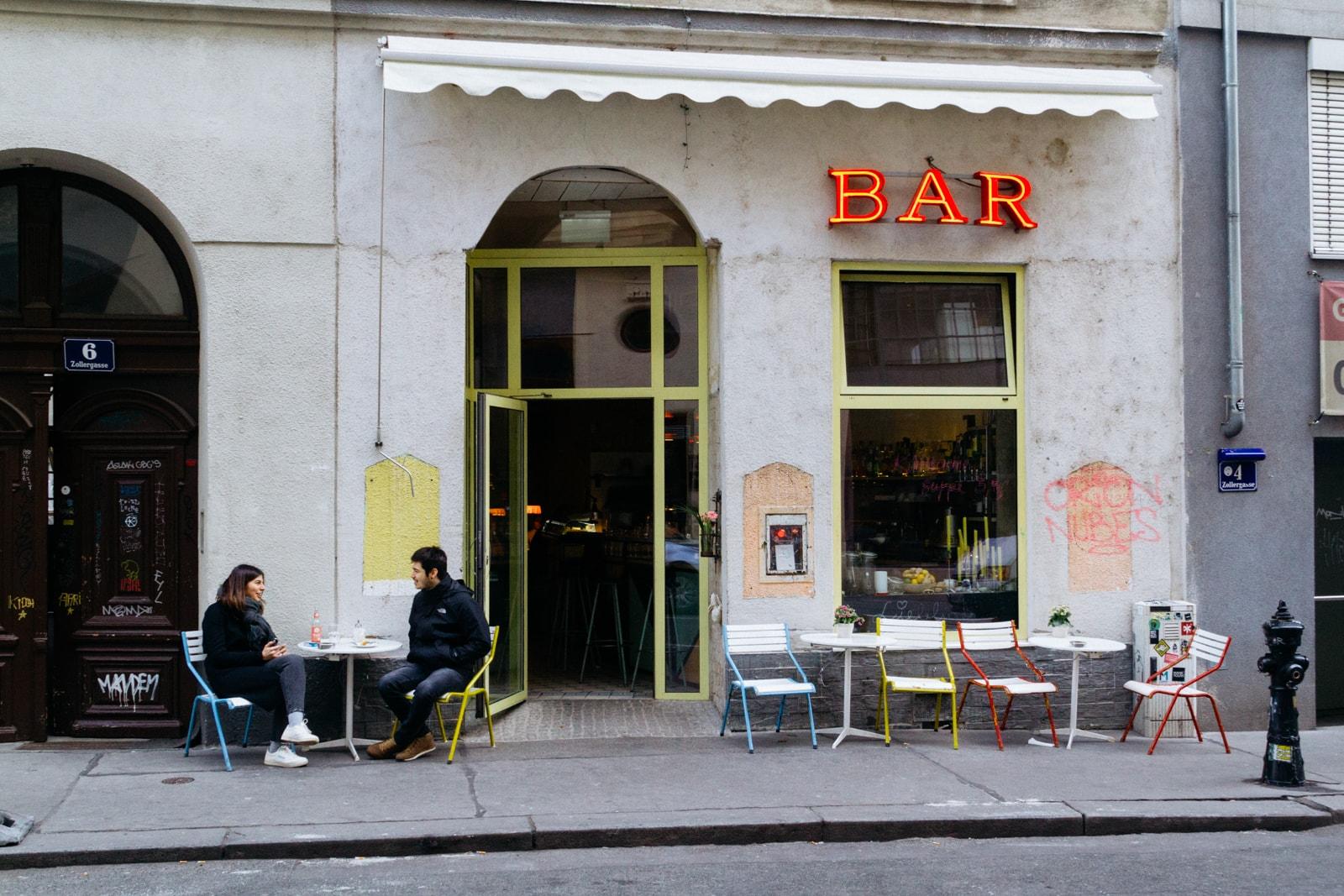 The Best Restaurants in Neubau, Vienna