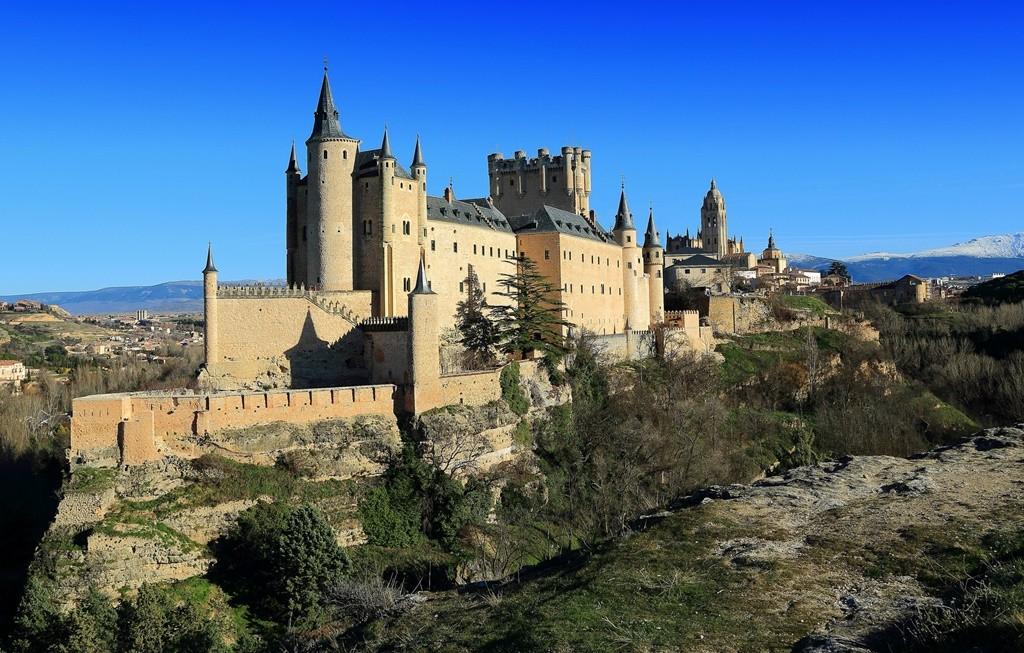 The castle in Segovia | © Luis Antonio Fernández Corral/Flickr