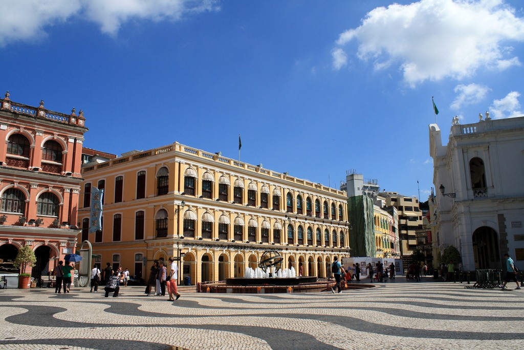 Senado Square Macau | © Raisa H / Flickr