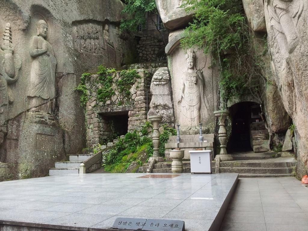 Seokbul Temple | © Andrewssi2