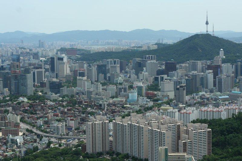 Namsan Mountain | © Wikimedia Commons