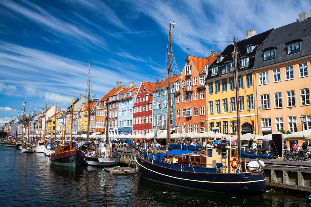 Nyhavn │© Bucchi Francesco/Shutterstock