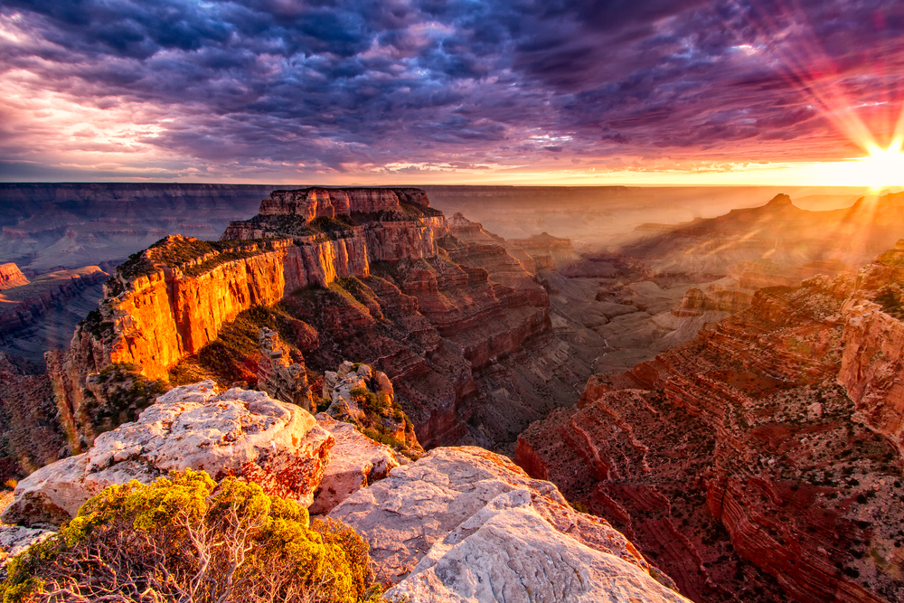 Grand Canyon National Park | © Erik Harrison / Shutterstock