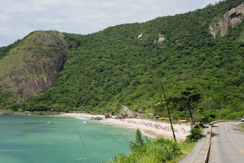 Prainha, one of Rio's top surfing spots |© CP DC Press/Shutterstock