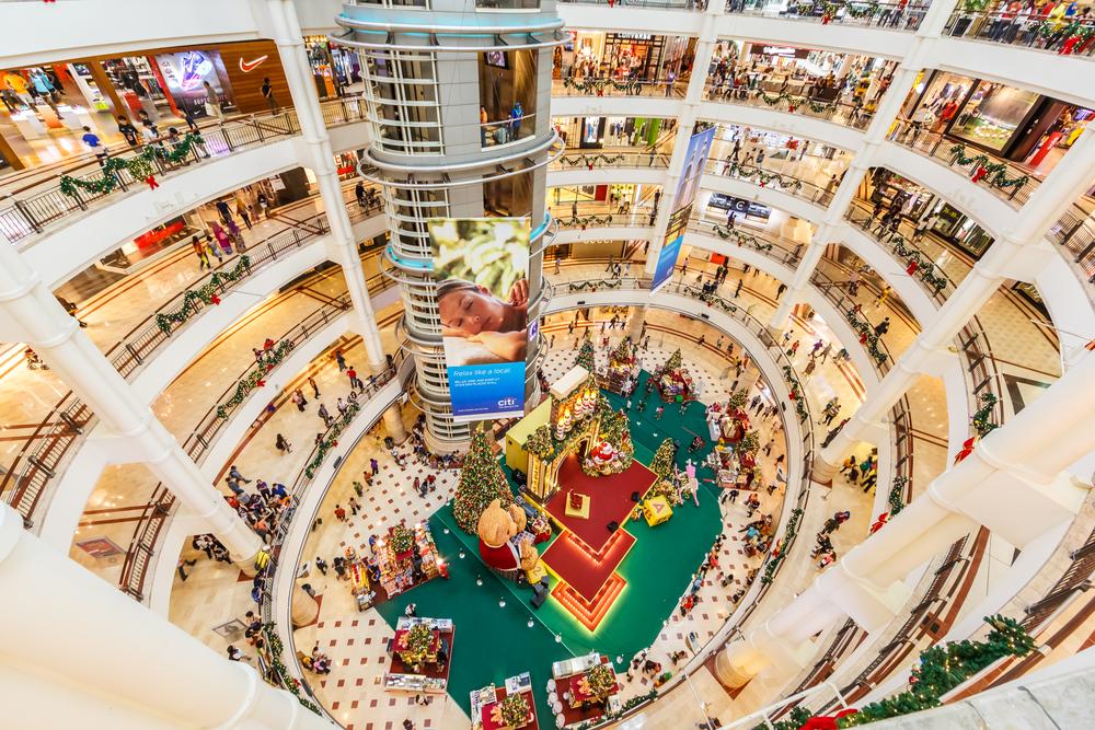 Suria KLCC Shopping mall| © Tooykrub/Shutterstock