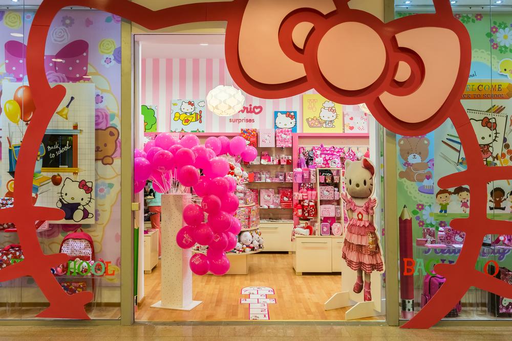 Hello Kitty Shop | © Radu Bercan/Shutterstock