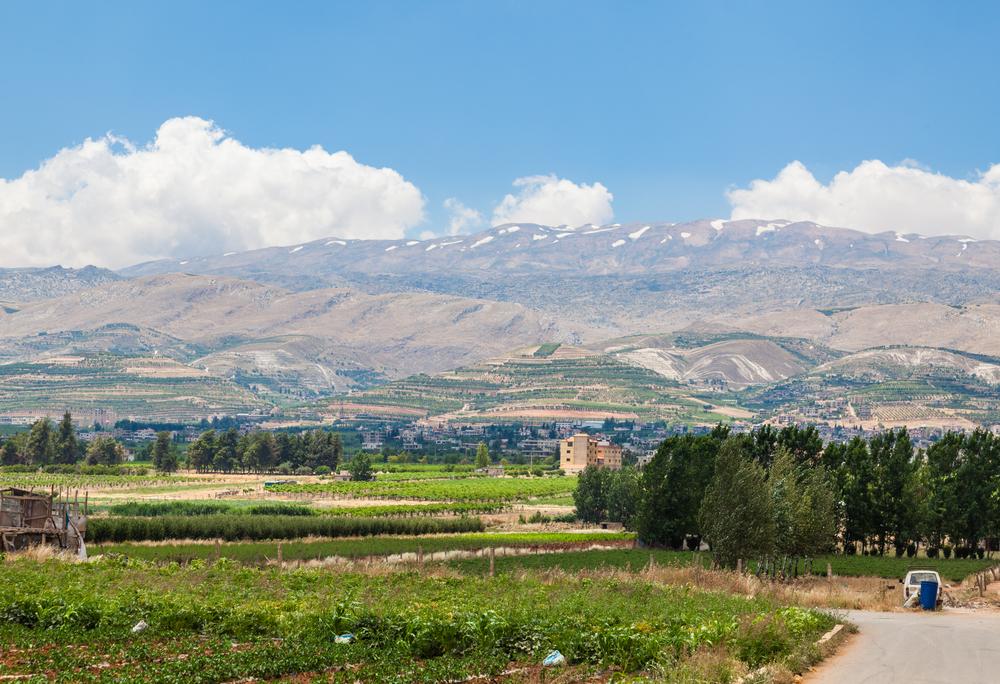Beqaa (Bekaa) Valley, Baalbeck, Lebanon | © Aleksandr Sadkov / Shutterstock