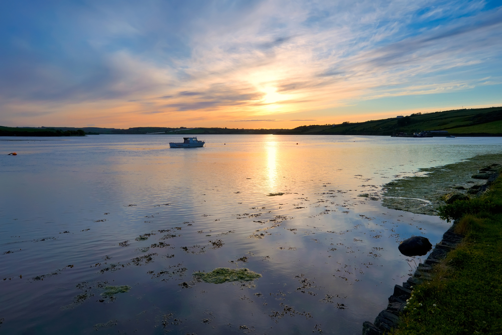 Sunset on Clonakilty Bay, West Cork,Republic Of Ireland |© walshphotos/Shutterstock
