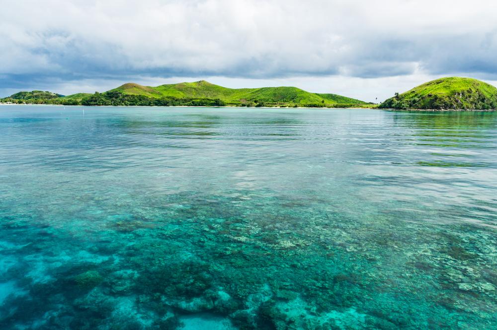 The clear waters of Fiji | © Benedikt Juergen / Shutterstock