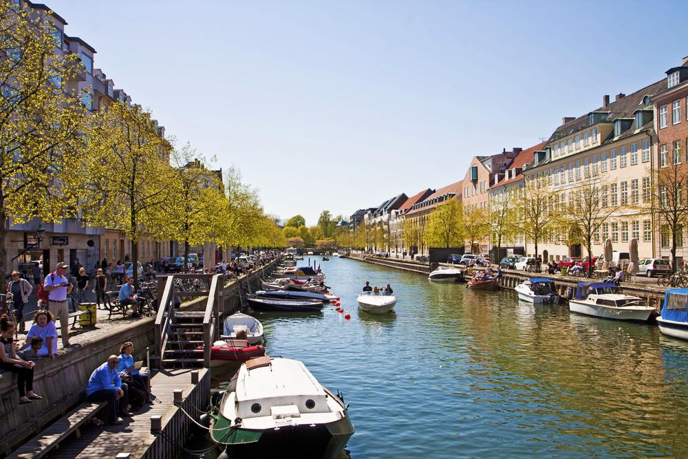 Christianshavn │© Luisa Fumi/Shutterstock