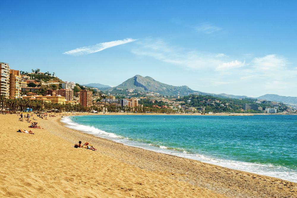 Beach La Malagueta | © KikoStock/Shutterstock